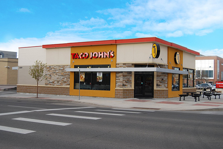 Taco John's operates and franchises nearly quick-service restaurants in 23 states. News and information presented in this release has not been corroborated by QSR, .