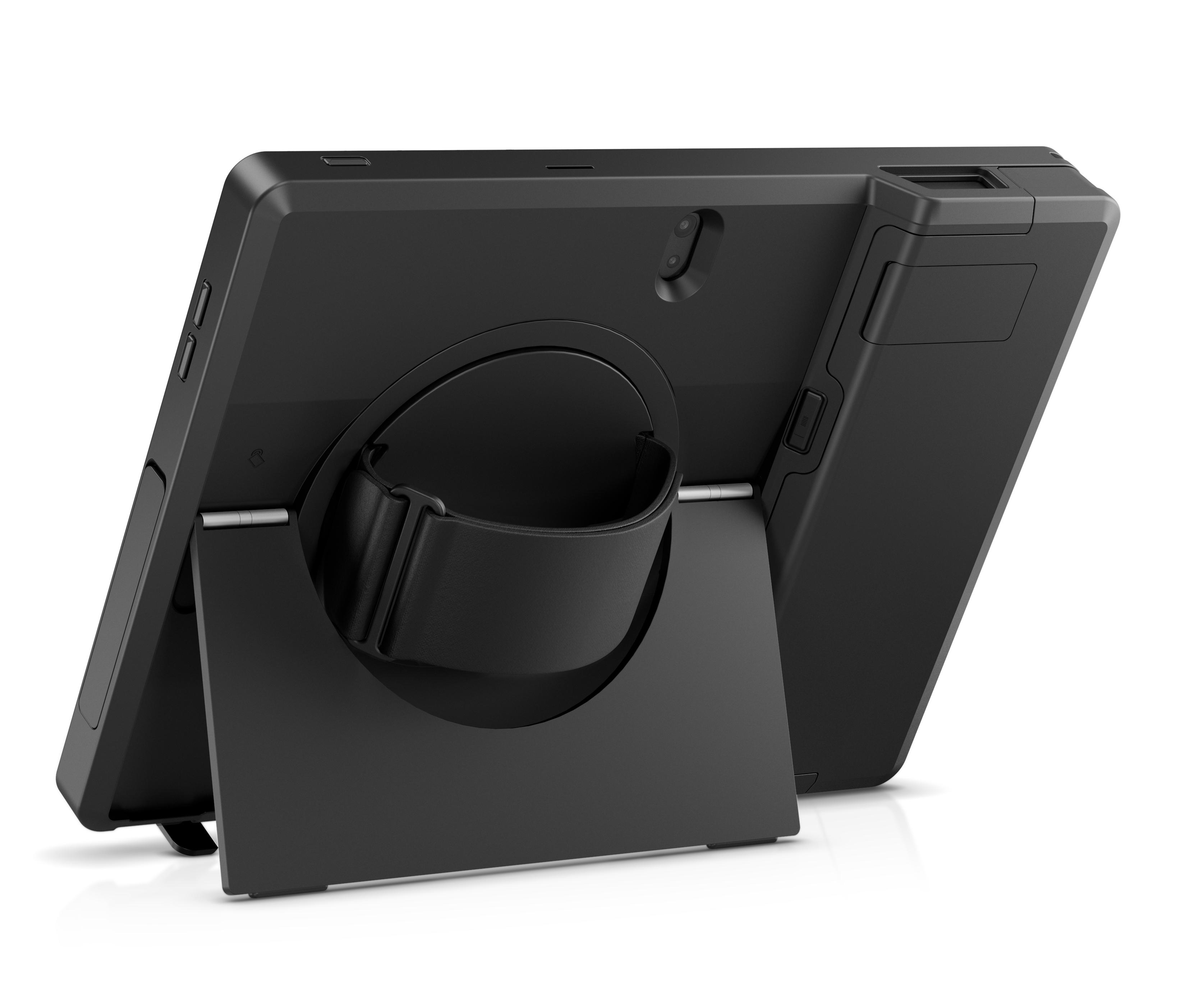 a close up of a computer