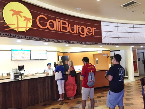 CaliBurger, a part of Cali Group's restaurant operating division, will be in the NEC booth demonstrating its AI-enabled self-ordering kiosks using NEC facial recognition technology.