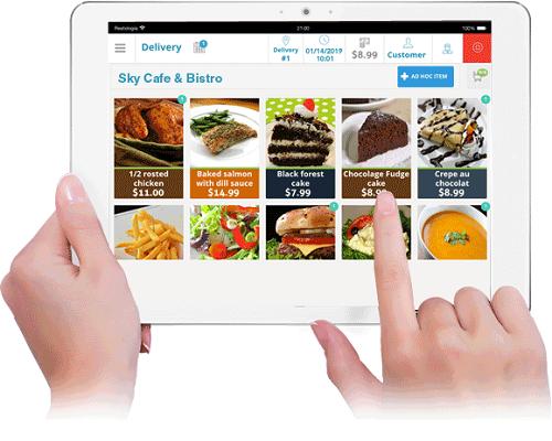 E-Menu Guys Introduces Restaurant Tablet E-Menus, Self-Ordering