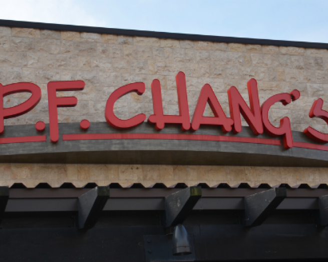 P.F. Chang's added all 212 of its U.S. locations to ezCater's online platform in an effort to increase off-premises revenue through business catering.