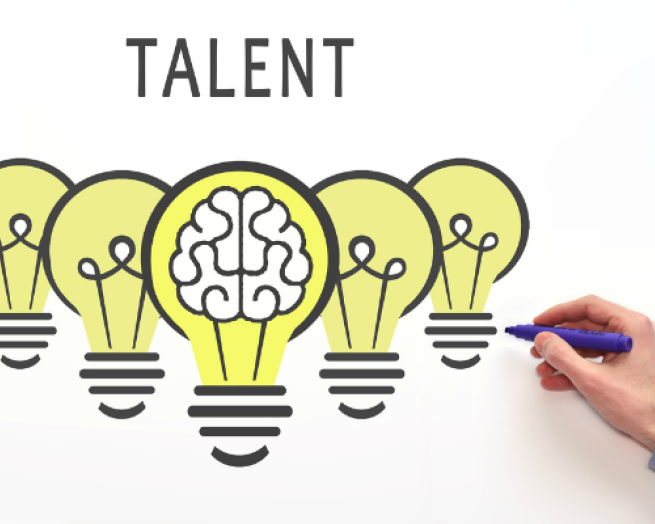 It continues to be a competitive market for technology talent, with 61% of hiring leaders saying that it's somewhat or very challenging to find skilled IT professionals.