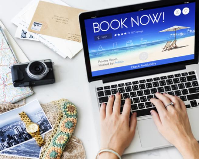Vacations by Omni allows guests to bundle their stay with air travel without leaving the Omni website.