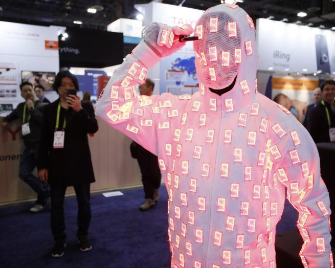 A new product from CES 2018.