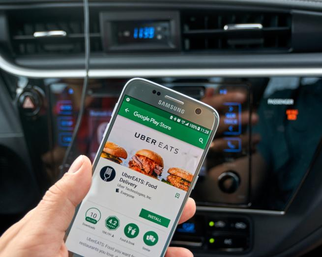 Uber Eats has acquired Ando, the New York City restaurant startup launched less than two years ago by Momofuku boss David Chang as a delivery-only establishment but opened a physical location last fall.