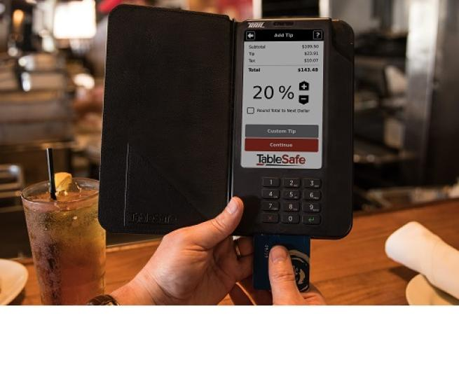 Tableside Payment Hospitality Technology - Pay at the table restaurant