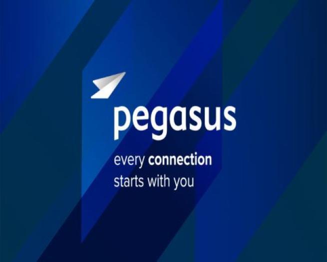 Pegasus rebrand logo