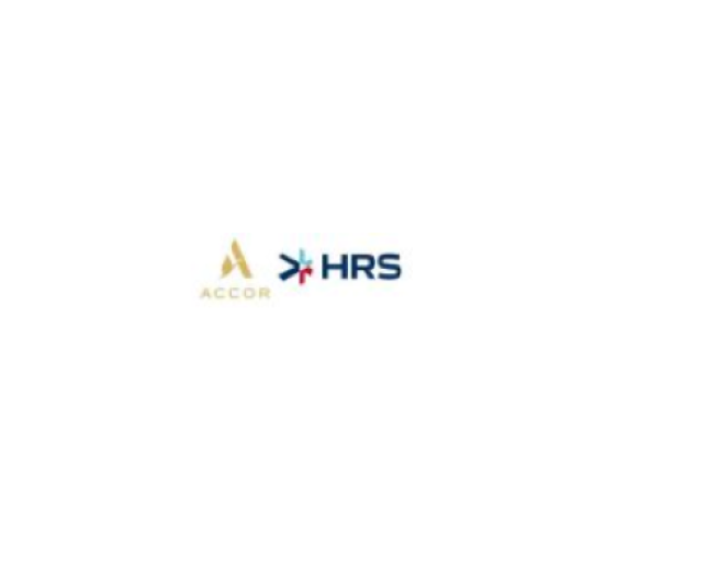 Accor HRS logos combined