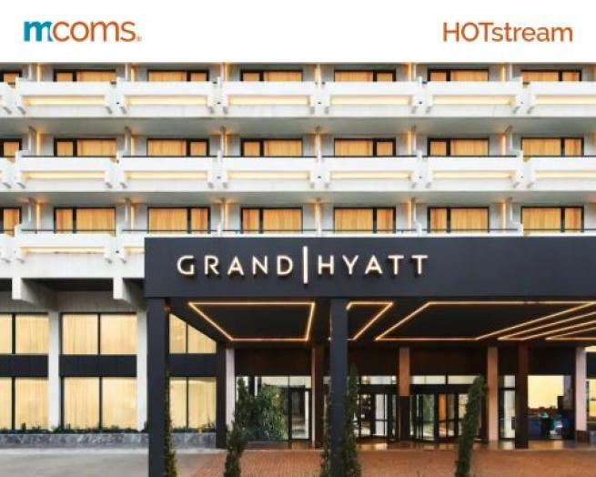 MCOMS Grand Hyatt Athens