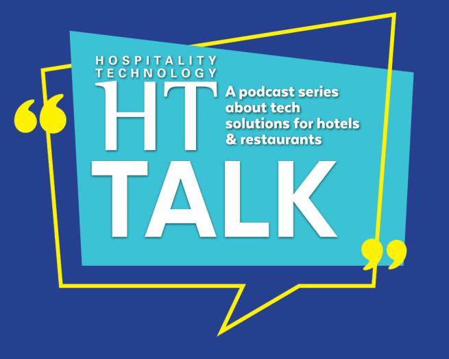 HT Talk podcast logo