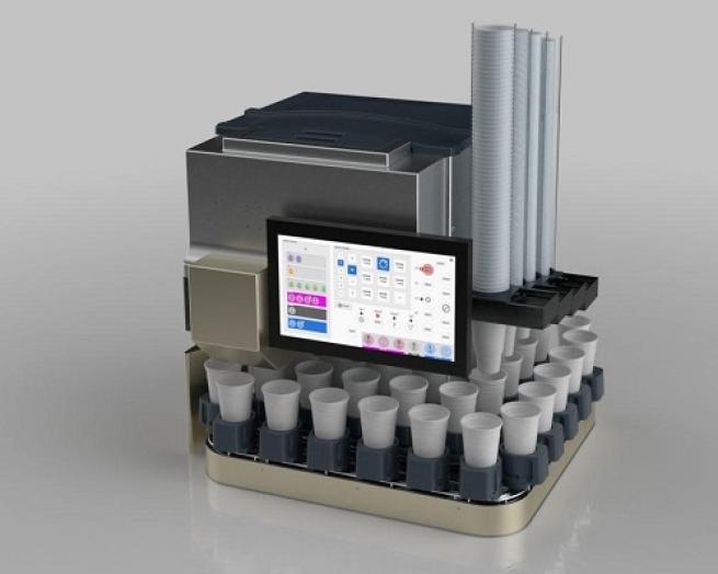 Miso Robotics beverage dispenser